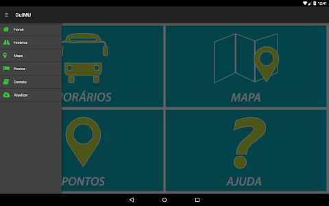 GuiMU - Guia Mobilidade Urbana screenshot 8