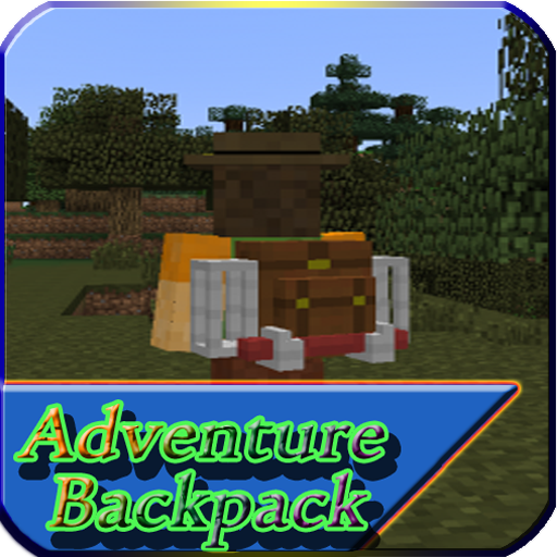 Adventure Backpack MCPE Guide