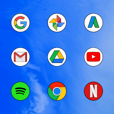 PIXEL PIE - ICON PACK Screenshot Image