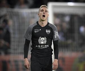 """Nils Schouterden se confie après la défaite : """"Il ne faut pas lui donner la moindre occasion, c'est un tueur dans les seize mètres"""""""