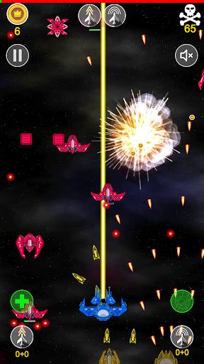 Télécharger Aircraft Warriors Arcade Shoot Em Up mod apk screenshots 5