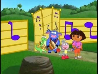 Dora, La Musica