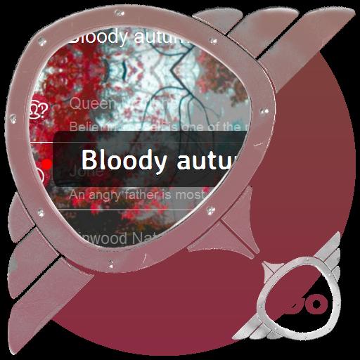 血腥秋 GO SMS 個人化 App LOGO-硬是要APP