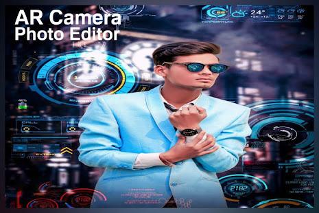 Download AR Camera Hologram Photo Editor For PC Windows and Mac apk screenshot 1