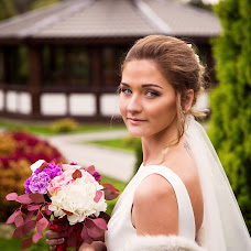 Wedding photographer Vasilisa Kozarezova (VKozarezova). Photo of 19.10.2016