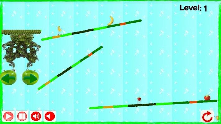 لعبة كراش فواكه - screenshot