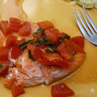 Red Pepper Salmon