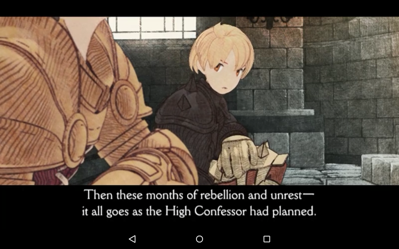 FINAL FANTASY TACTICS : WotL Screenshot 10