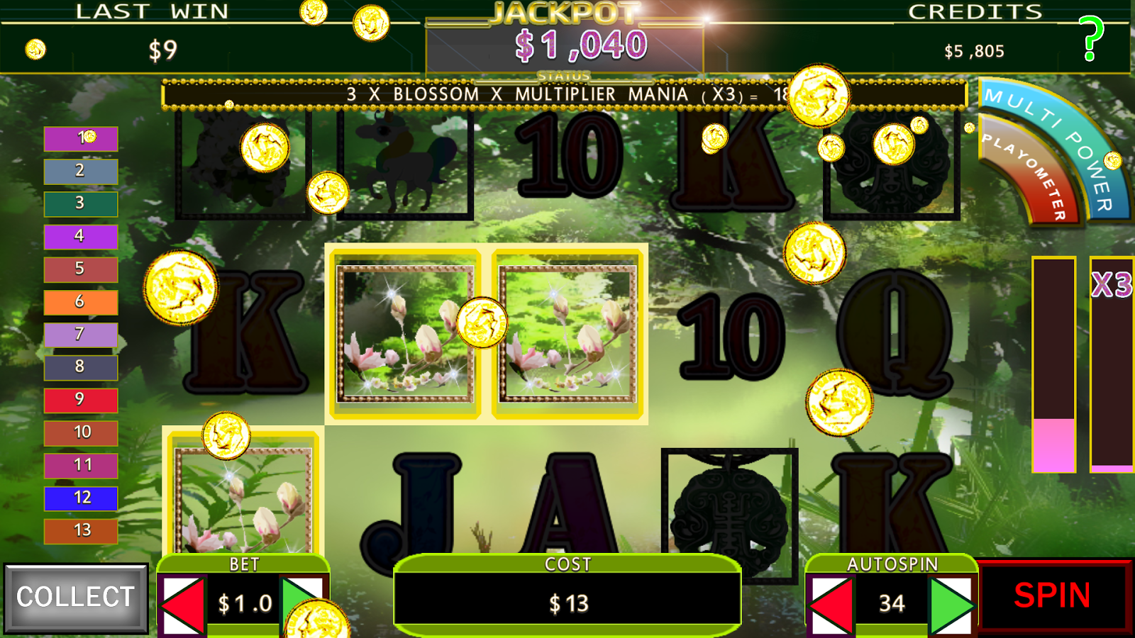 Land of Unicorn Slot Machine - Play Now with No Downloads