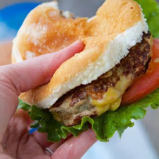 The Juiciest Turkey Burger.