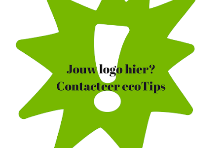 ecoTips Partners in Sustainability Jouw logo hier?