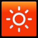 Sunny HK -Weather&Clock Widget icon