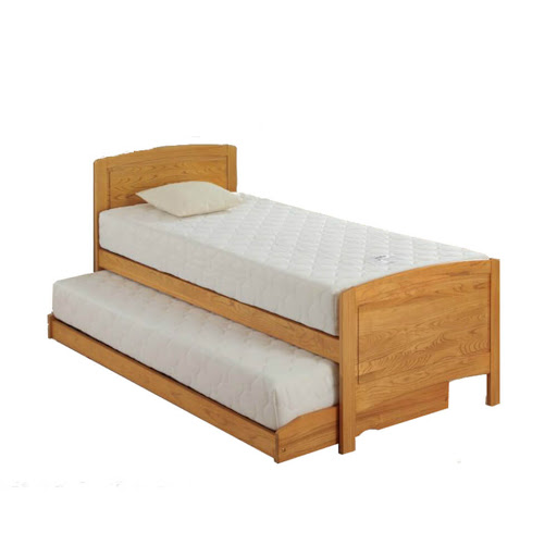 Relyon Storabed Deluxe Oak 2 in 1 Bed