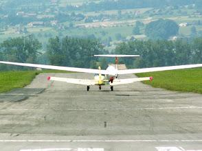 """Photo: Air towing (ASK-21, """"Turbine Bravo"""")"""