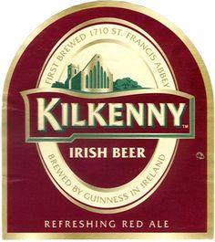 Logo of Kilkenny Irish Red