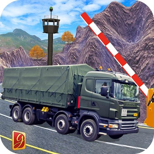 Drive Army Base Coach Truck (game)