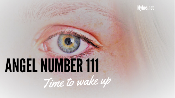 angel number 111: wake up