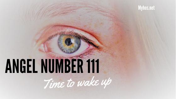 angel number 111: wake up