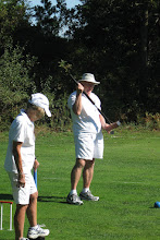 Photo: Instructors Nancy and Bill