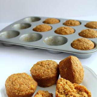 Healthy Juice Pulp Muffins.