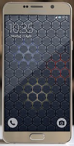 Cells Luxury Live Wallpaper v1.0.0