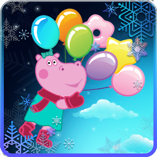 Pop Balloons: Winter games file APK Free for PC, smart TV Download