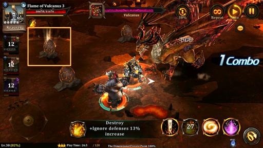 Télécharger Golden Knights Universe APK MOD (Astuce) screenshots 6