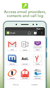 Call & Email App Download For Android 2