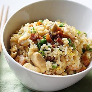 Taiwanese Fried Rice.
