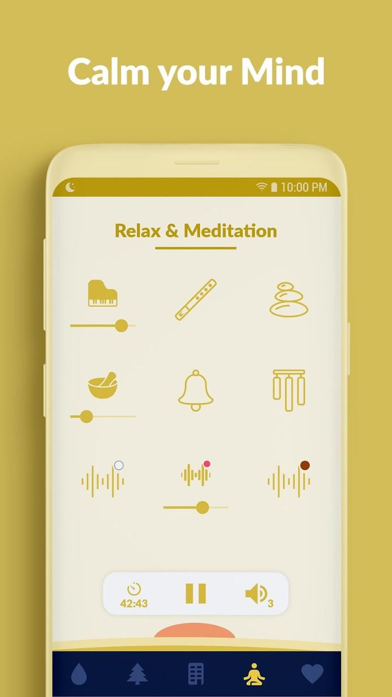 Sleepo: Relaxing sounds, Sleep Screenshot 4