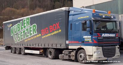 Photo: ALTHAUS KREUZTAL  BIG BOX  ---> www.truck-pics.eu