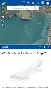 Canterbury Maps- screenshot thumbnail
