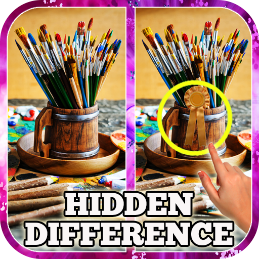 Hidden Difference: Art World file APK for Gaming PC/PS3/PS4 Smart TV