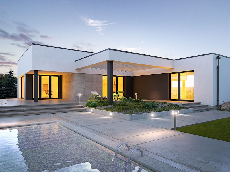 Projekt domu Artus 2