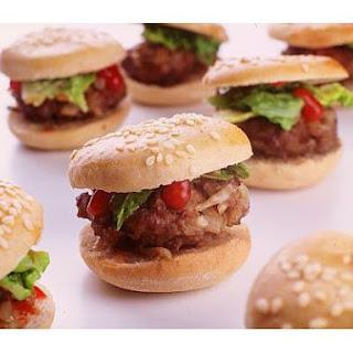 All American Mini Burgers