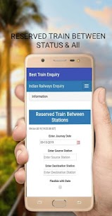 Pnr status irctc /train pnr status/indian railway App Download For Android 5