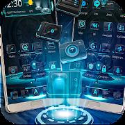 App Galaxy Alien Tech Launcher Theme APK for Windows Phone