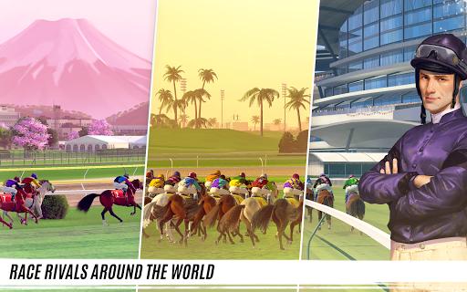Rival Stars Horse Racing apkslow screenshots 13