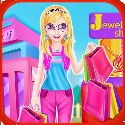 Shopping Mall Shopaholic Girls (game)