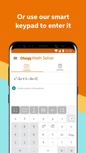 Chegg Math Solver - guided math problem solver ss2