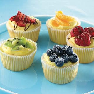Easy Mini Cheesecakes.