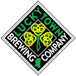 Logo for Lucky Town Brewing Company