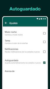 Guardador de estados para WhatsApp