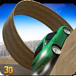 Extreme Hill Car Stunts 3D 1.0 Apk