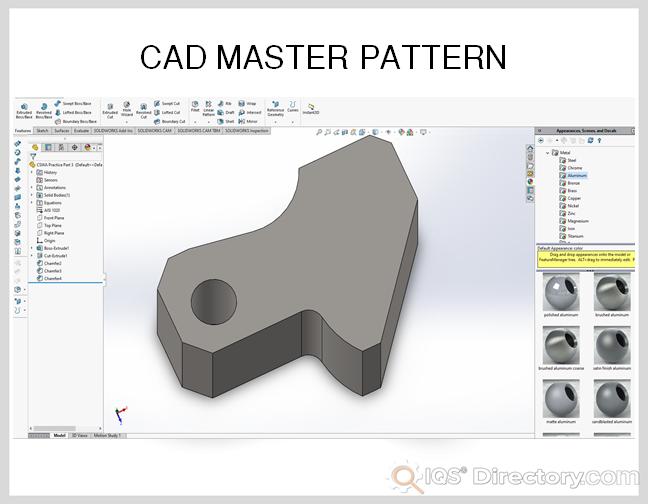 CAD Master Pattern