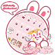 Cute Rabbit Da Ji Tu Keyboard for PC-Windows 7,8,10 and Mac