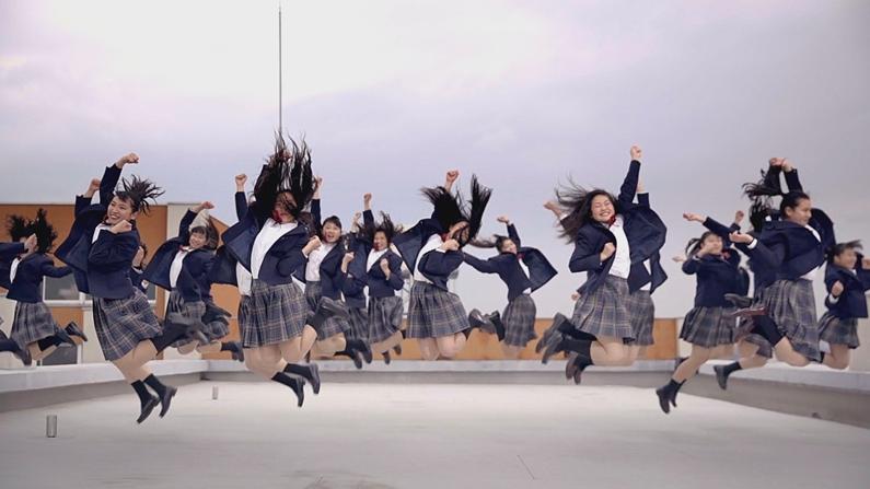 登美丘高校舞蹈部