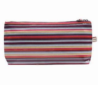 Stripe Classic Large Wash Bag