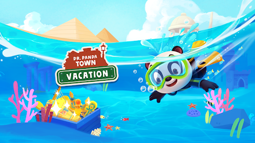 Kota Dr. Panda: Liburan Mod