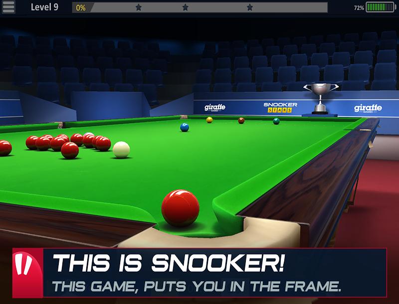 Snooker Stars - 3D Online Sports Game Screenshot 6